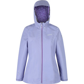 Regatta Hamara II Veste Shell Imperméable Femme, lilac bloom